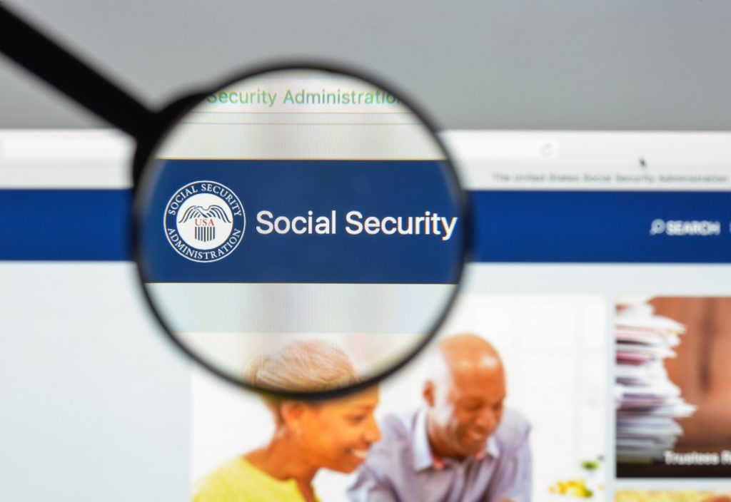 Link Financial Advisory - Social Security 2020