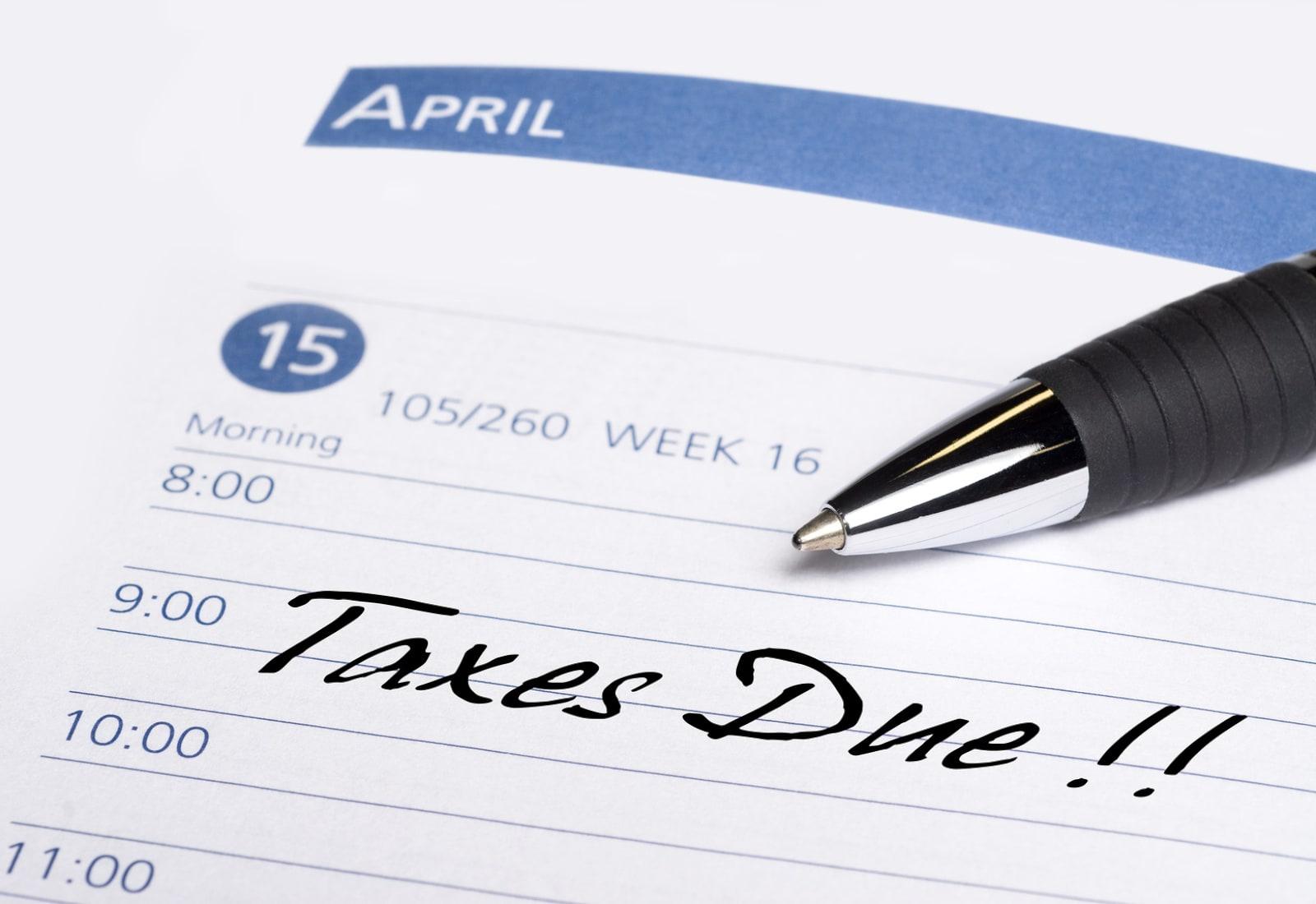 Link Financial Advisory - Countdown to Tax Season
