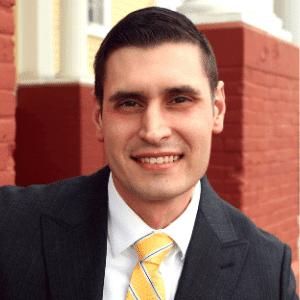 Link Financial Advisory - Graysen Vukasin headshot
